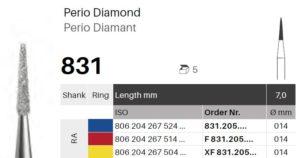 perio diamant 831